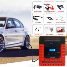 Car Jump Starter Battery Power Bank Portable 12V 600A Vehicle Emergency Battery Booster UP For Diesel 4.0L/Gasoline 6.0L