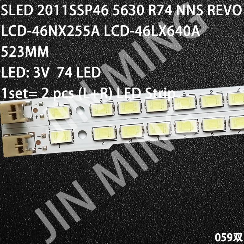 Sharp Liquid Crystal LED Backlight LCD-46LX450A LCD-46LX235A LCD-46LX845A LCD-46LX750A LCD-46LX265A LCD-46LX620A LCD-46LX840A