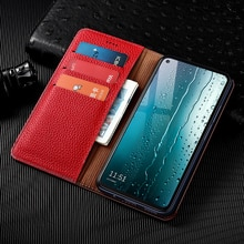 Чехол с текстурой личи скороговоркой из натуральной кожи чехол книжка с магнитной застежкой для LG Q6 Q7 Q8 Q60 Q70 G5 G6 G7 G8 G8X G8S V30 V40 V50 чехол Роскошный кошелек