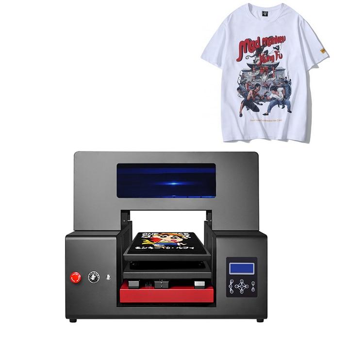 Refinecolor Flash Inkjet Technology Garment Ink t Shirt Direct Printing On Fabric Textile Printe