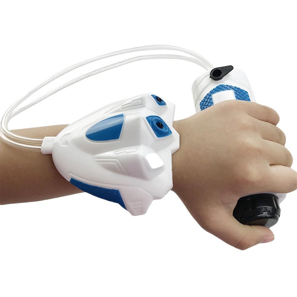 NEW Summer Children Wrist-Type Spray Water Gun Hand-held Water Gun For Kids Bath Toy Outdoor Beach Toys 1PC