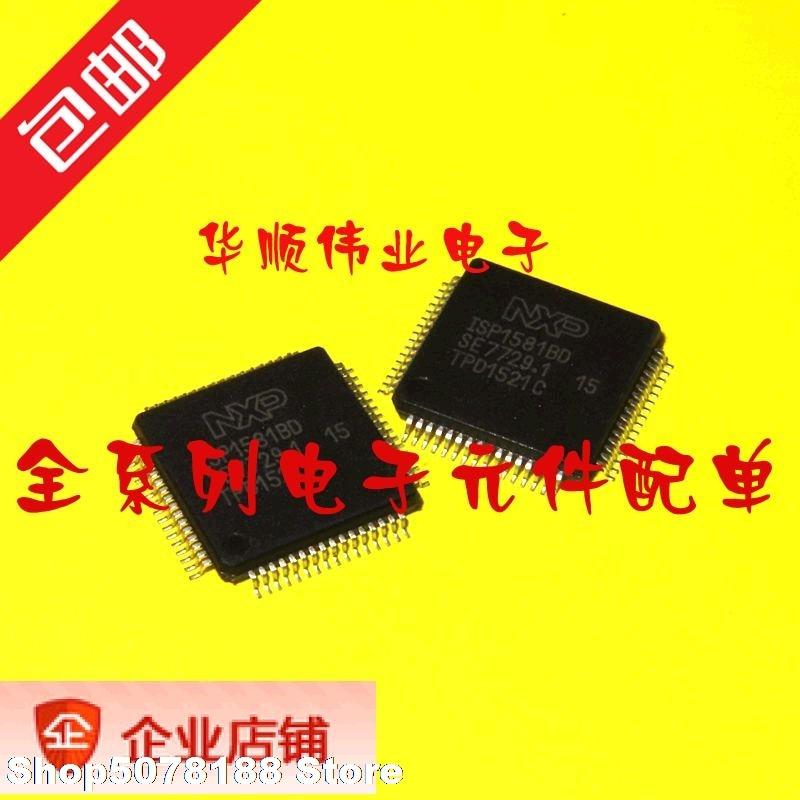5 peças ISP1581BD 1581 ISP1581 ISP1581B LQFP64 Original