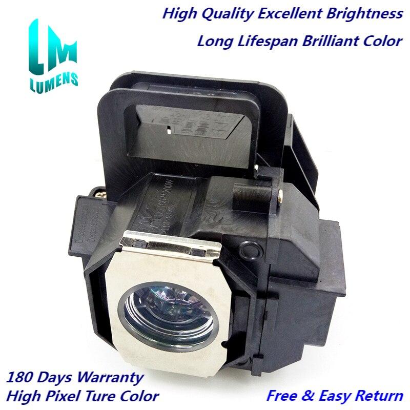 العارض مصباح ل ELPLP49 لإبسون EH-TW2800 TW2900 TW3000 TW3200 TW3500 TW3600 TW3800 TW4000 TW4400 HC8700UB عالية الجودة