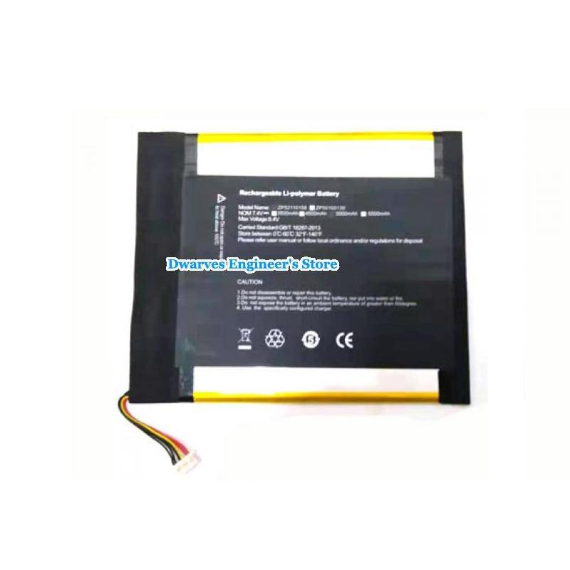 Genuine 7.6V 5000mAh NV30165170 Battery For Chuwi Hi13 13.5 Tablet 30165170 Li-ion Rechargeable Battery Packs 38Wh