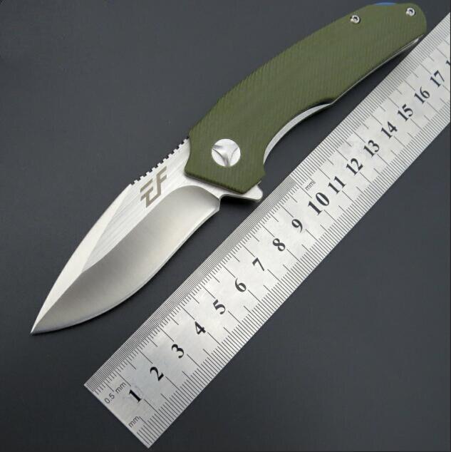 Складной нож EF80 G10 тактический карманный Мультитул с ручкой для охоты кемпинга