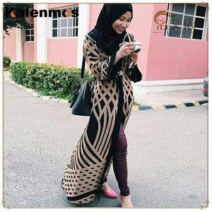 Dubai Arab Muslim Open Abaya Women Kimono Jubah Kaftan Hijab Dress Islamic Clothing Turkish aftan Musulman Marocain Long Robe