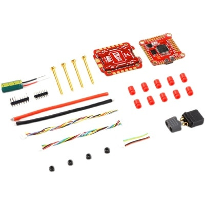 HGLRC F748 Flight Stack with F722 Flight Controller 48A 3-6S Brushless ESC 30*30mm For 100-450mm FPV Frame Racing Drone enlarge