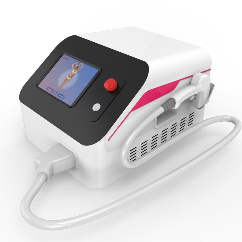 Эффективный лазерный аппарат для удаления волос на лице Перманентный эпилятор