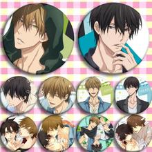 10 pièces/1 lot Anime One Punch homme Saitama Genos Fubuki Mumen cavalier Garou Figure 4827 Badges broche ronde broche cadeaux enfants jouet