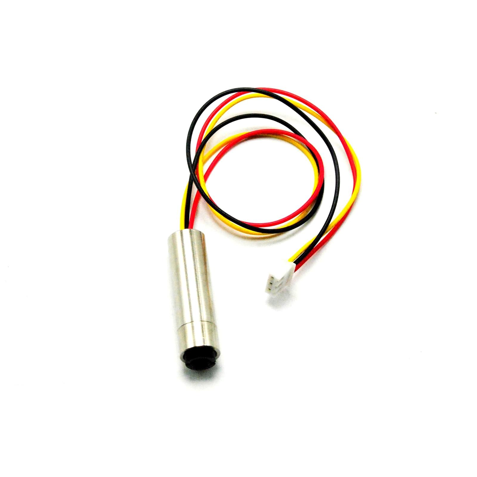 650 нм 10 мВт новый фокусируемый красный точка лазер диод модуль w% 2F TTL 0-15 кГц 5 В
