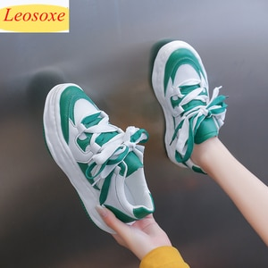 Women's Sneakers Student Outdoor Running Sports Shoes Comfortable Breathable Casual Tennis Shoes 2021 New Woman Vulcanize Shoes