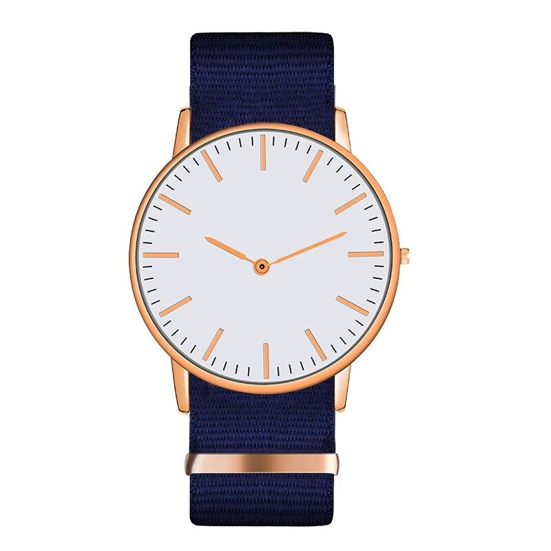 Luxus Hohe Qualität Design Goldene Monochrome Strap Uhr Für Frau