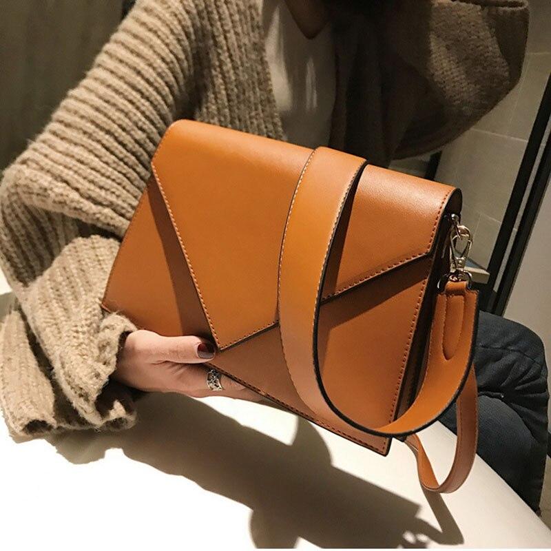 Luksusowy projektant kobiet torebka 2020 moda PU skóra torba na ramię elegancki styl kobiet duże torba z rączkami pani torebka Retro
