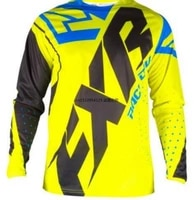 new fxr motocross shirt motorcycle jacket off road t shirt ride bicycle long sleeve jersey moto cycling jersey men long sleeve