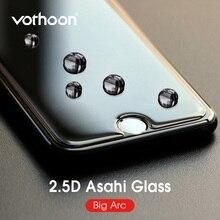 Vothoon 2.5D Trempé Protecteur Décran En Verre Pour iphone 6s 7 8 Plus grand Arc Verre AGC POUR iphone 11 pro xs max Film protecteur