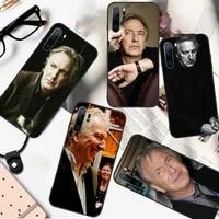 alan sidney patrick rickman phone case for huawei honor mate p 10 20 30 40 i 9 8 pro x lite smart 2019 nova 5t