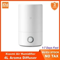2021 xiaomi mijia humidifier 4l air purifier aromatherapy humificador diffuser essential oil mist maker for office home