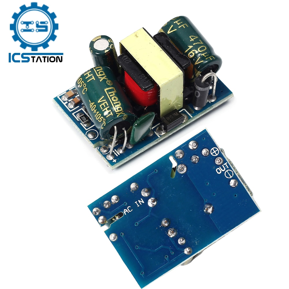 AC-DC 3.3V 700mA Isolated Switching Power Supply Module 220V to 3.3V Step Down Buck Converter Voltag