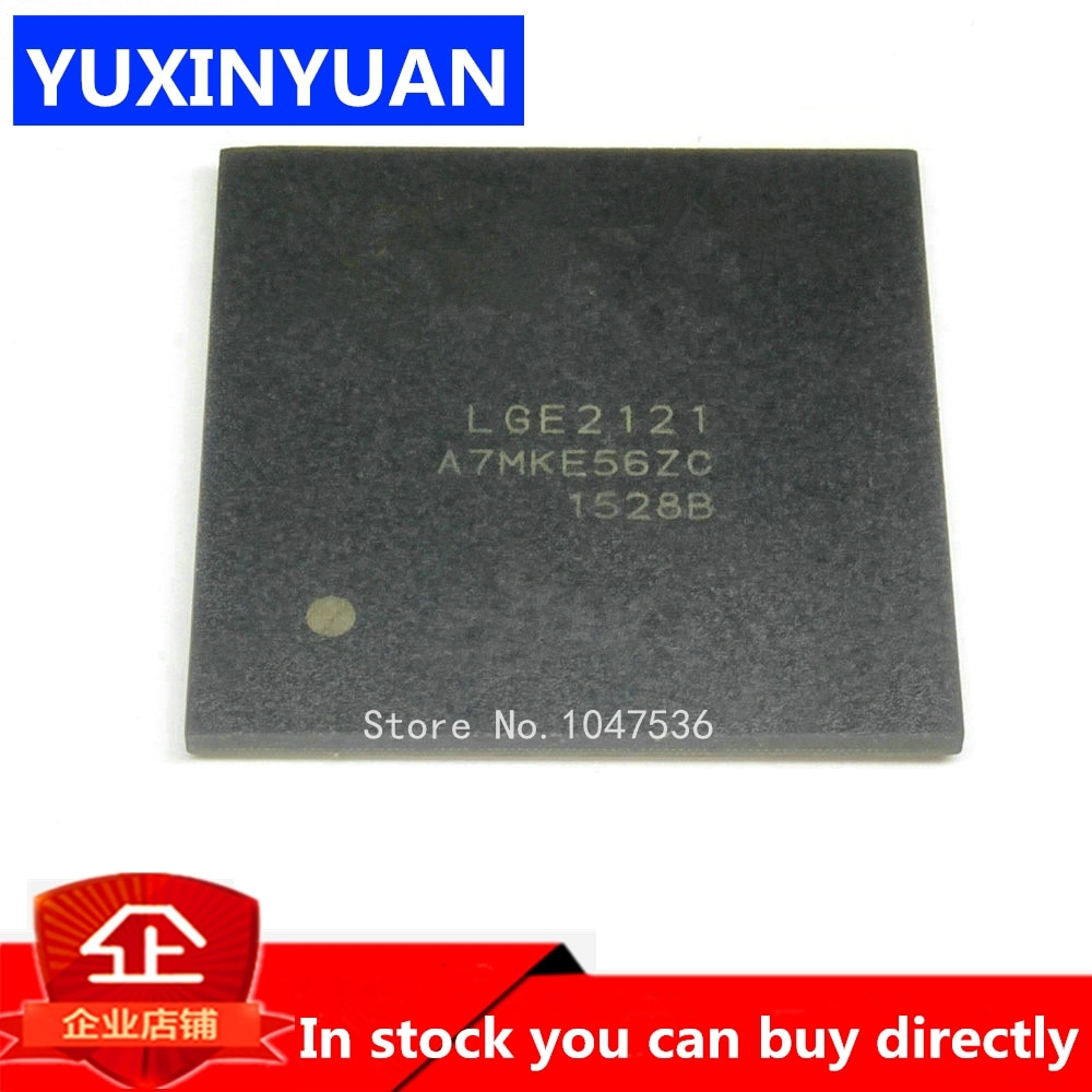 LGE2121-MS LGE2121 LG2121 BGA ЖК-чип 1 шт.
