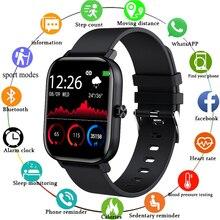 LIGE New Men Smart Watch Wristband Men Women Sport Clock Heart Rate Monitor Sleep Monitor Bluetooth