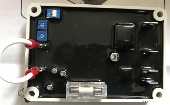 Бесплатная доставка EA63 2.5 AVC63 AVR Генератор запасные части автоматический