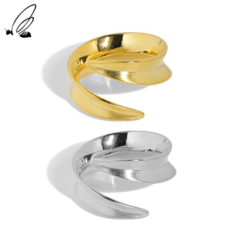 Женское кольцо из серебра 925 пробы в стиле бохо