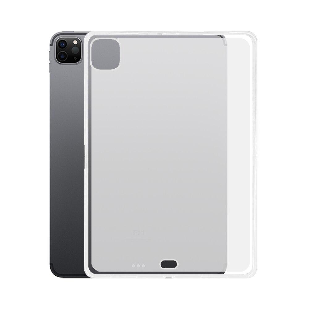 Für iPad Pro 12,9 11 2020 Fall Wasserdichte Transparente Abdeckung Für iPad Pro 4th 2nd generation Tablet Abdeckung A2068 A2230 a2069 A2232