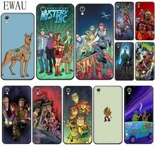 EWAU Shaggy and Scooby Doo Silicone phone case for OPPO A5 A57 A59 A83 A73 F7 F9 R9s A37 A7 A77 F11 R15 R17 Pro K3 K5 A9