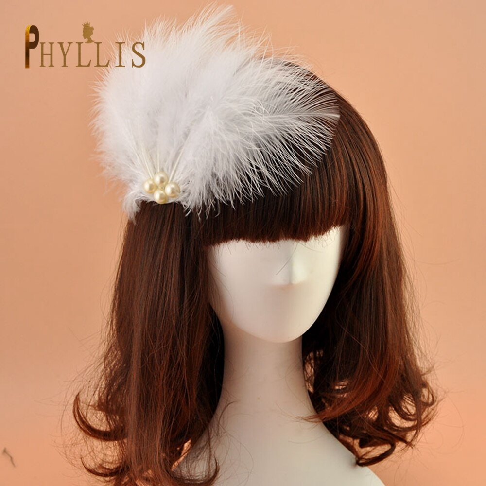 JM09 Fascinator Hat Birdcage Veil Headpiece  Handamde Feather Fascinators Pillbox Hat Hair Clip Veil Wedding Headwear