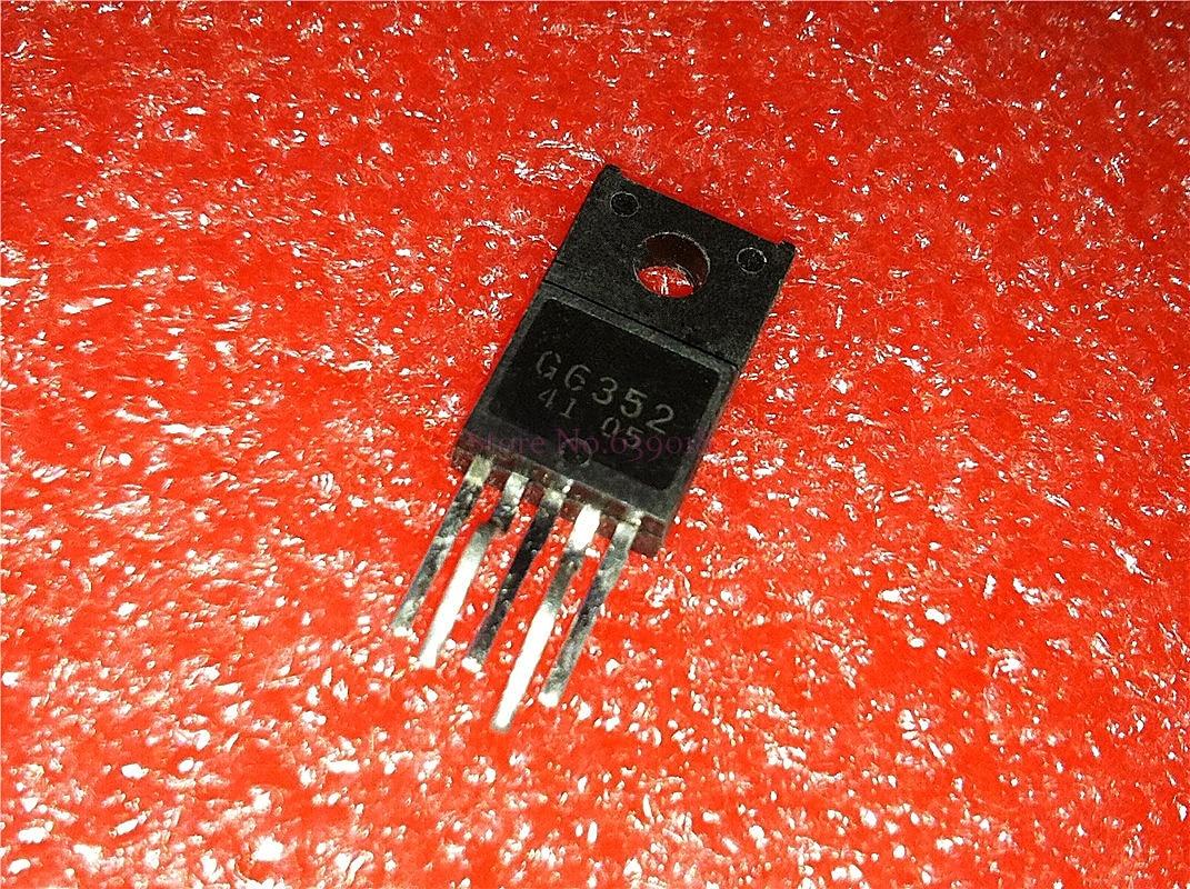 20pcs/lot G6352 STRG6352 STR-G6352 TO-220F