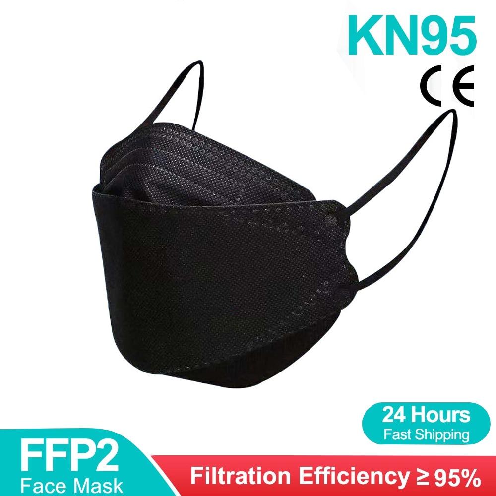 FFP2 Mask CE KN95 Facial Face Masks 5 Layers Filter Protective Health Care Masks 95% Respirator FPP2 Mouth Mascarillas