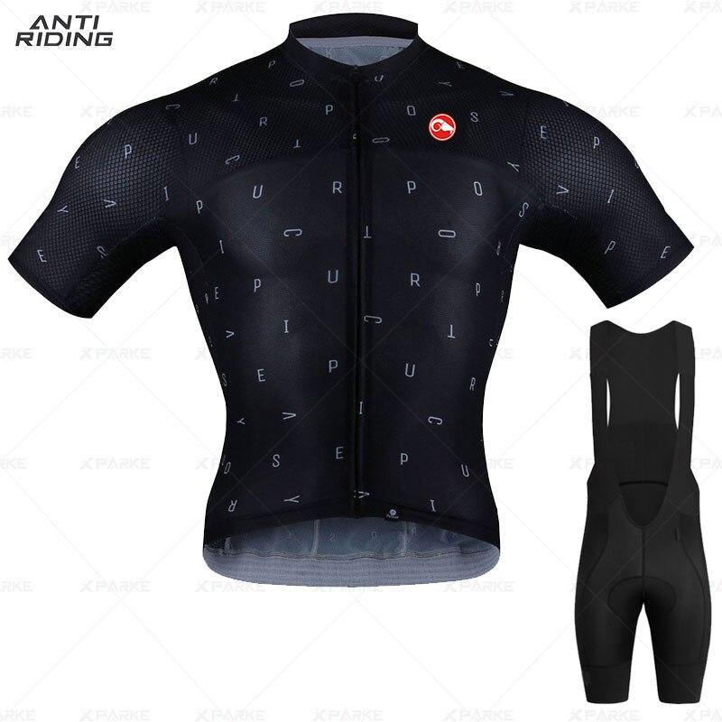 Ropa de Ciclismo para Hombre, Conjunto de Jersey de manga corta Raphaful Rcc, Ropa de entrenamiento para bicicleta de carretera, Maillot, Ropa de Ciclismo para Hombre transpirable