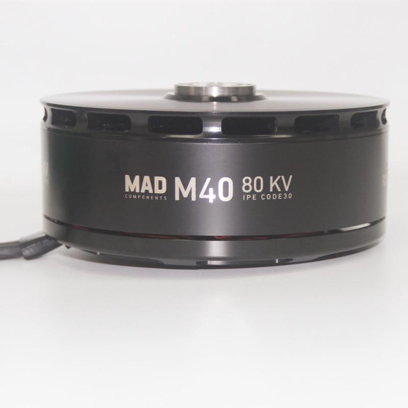 MAD M40C30 50KV 15KW Brushless Motor for Electric Paramotor