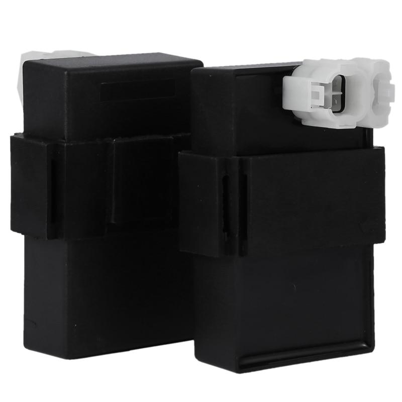 NEW-2X CDI الشاعل لهوندا XL600 V Transalp MS8 CI558 مع الجانب موقف التبديل