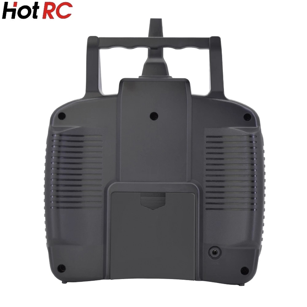 Hotrc HT-6A 2.4G 6CH RC Transmitter FHSS & 6CH Receiver With Box For Rc Airplane DIY KT Board Machine enlarge