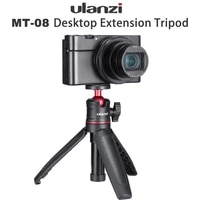 Tripod For Phone Handle Tripod Digital Camera Mini Tripod Desktop Tripod Camera Mobile Phone Smartphone Tripod For GoPro