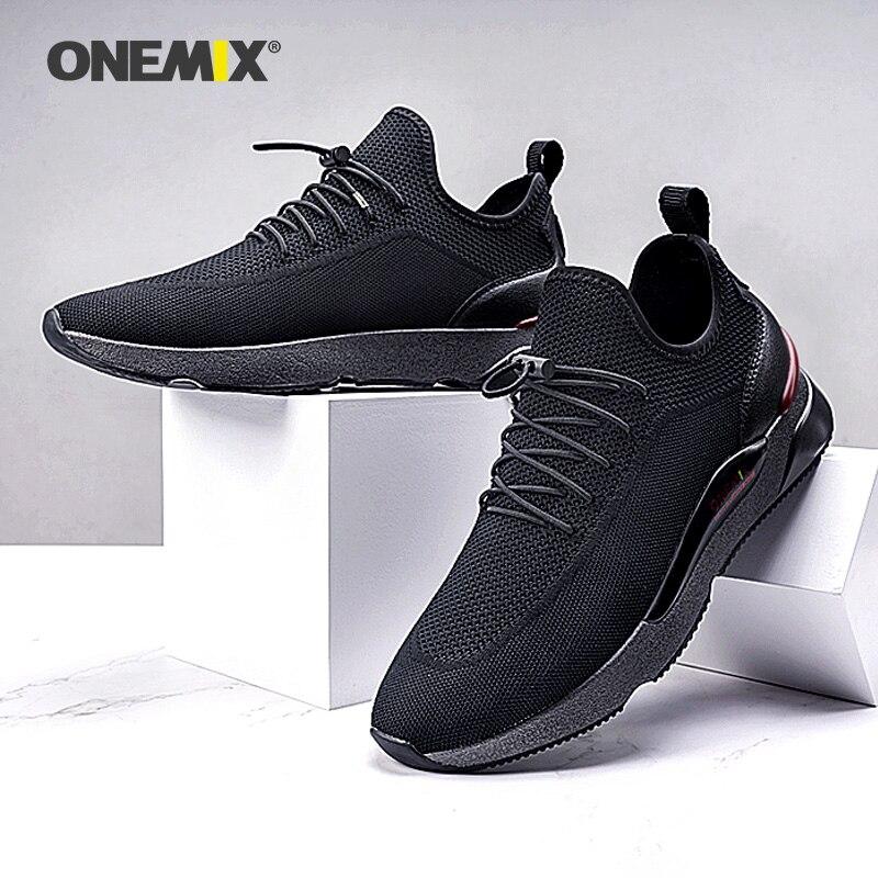 Мужские кроссовки для бега ONEMIX 2020, спортивная обувь, мужские кроссовки, легкие кроссовки с супер подошвой sepatu, спортивная обувь для бега на открытом воздухе