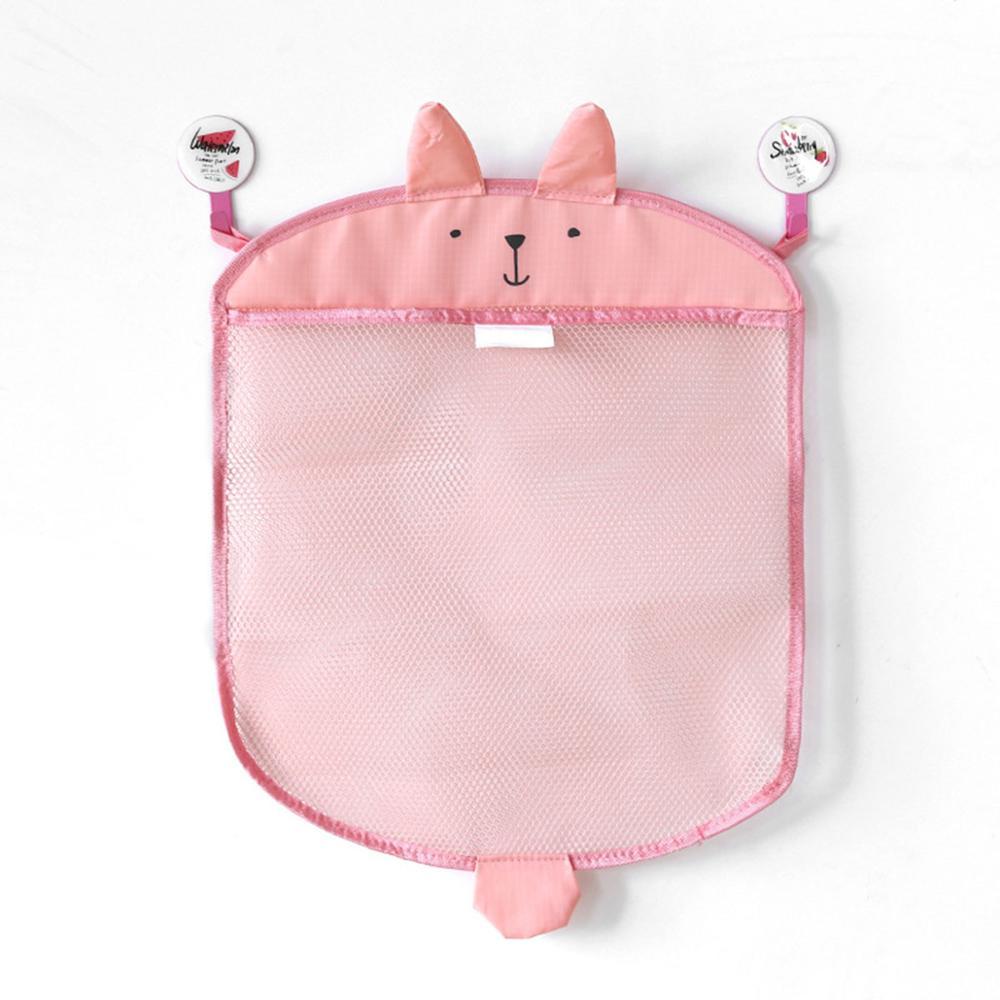 Сетчатая Сумка для ванной, подвесная сумка-Органайзер для хранения игрушек для ванной