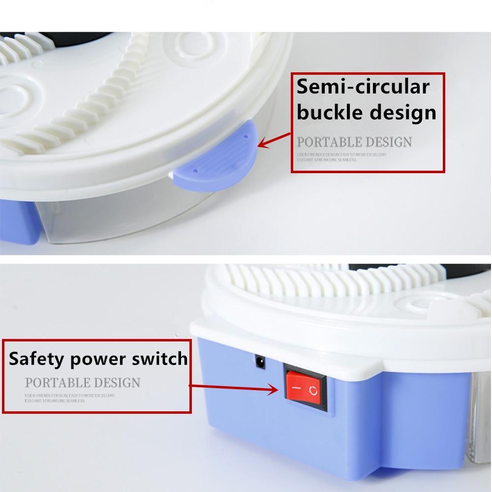 USB muselių gaudyklė automatinis kenkėjų gaudytojas musių - Sodo reikmenys - Nuotrauka 6