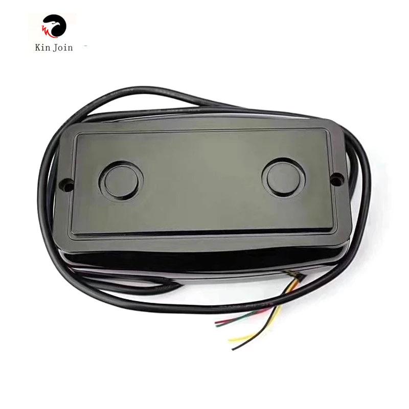 Новый продукт выпуска ИК-радар Автомобильный датчик Сменные детекторы петли безопасности для открытия барьера ворот двигатель
