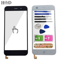 Touch Screen Panel For ZTE D6 Lite 3G Touch Screen Digitizer Panel Sensor Front Glass 5.0'' Phone Mo