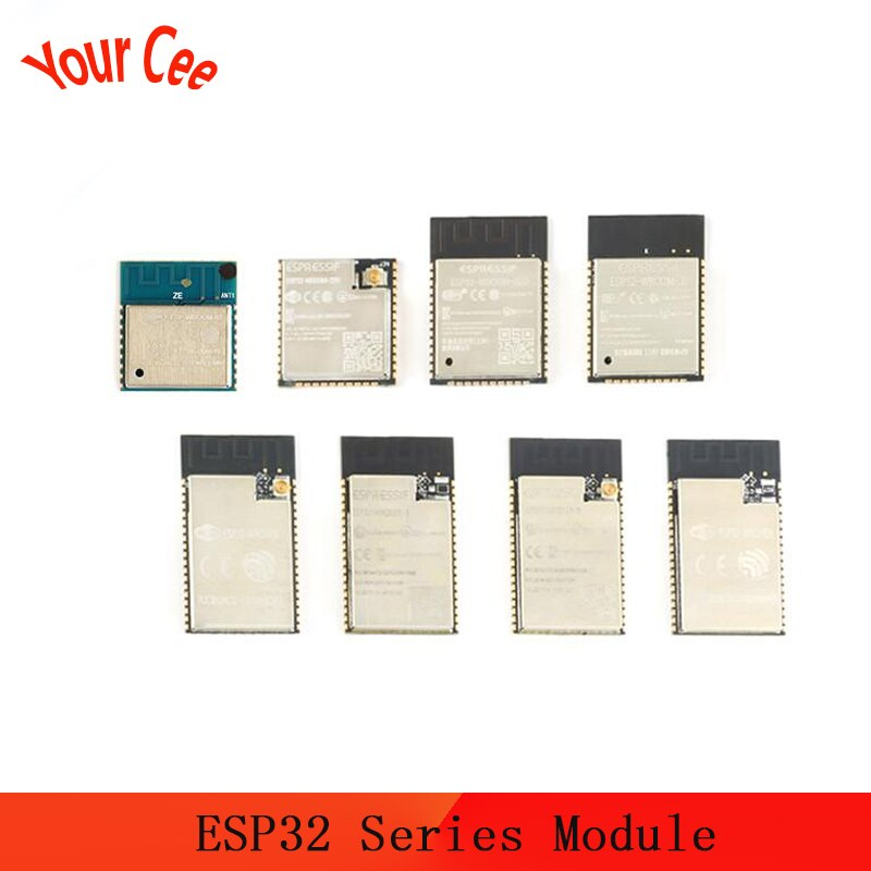 Módulo ESP32 SMD WiFi y BT MCU ESP32-WROVER ESP32-WROOM-32D-32U-02/ESP32-WROVER-I-ib-b ESP8266