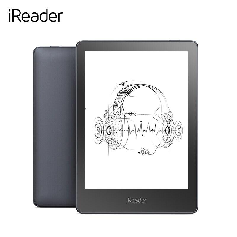 Ireader-قارئ الكتب الإلكترونية A6 ، كتاب صوتي ، شاشة تعمل باللمس 300pi ، قراءة بالحبر الإلكتروني ، Wifi ، Bluetooth ، Ai ، صوت ، Kindle ذكي ، جديد