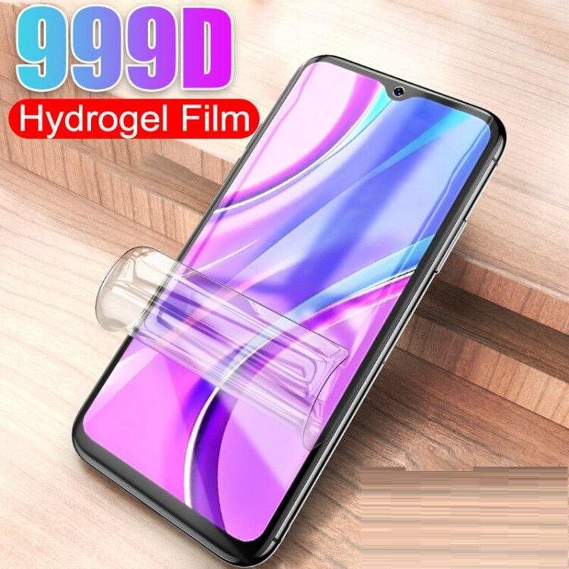 Full Hydrogel Film For vivo V17 Neo V 17 V17Neo Y91C Y91i Y91 Y11 Y12 Y15 Y19 2019 Screen Protector Film(Not Glass)