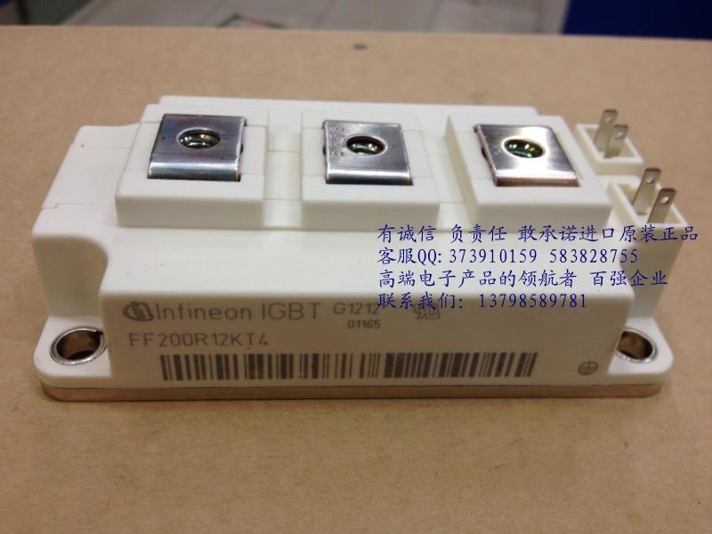 Spot FF200R12KT4 FF200R12KT3 Unidad de suministro estable módulo IGBT2--HNTM
