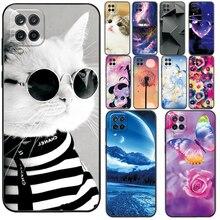 Funda protectora para Samsung Galaxy A12, carcasa de silicona suave para Samsung A12, a12, Cool Cat, a la moda