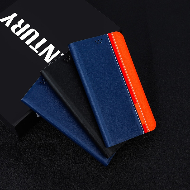 Funda tipo billetera para LG K8 2018 LG K9, funda de piel para LG Aristo 2 LM-X210MA, funda tarjetero de teléfono con ranura para LG Aristo 3