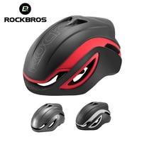 ROCKBROS Ultralight Bike Helmet Bicycle helmet Mountain Road Men Women Intergrally Molded Cycling Helmets Bicycle Accessories