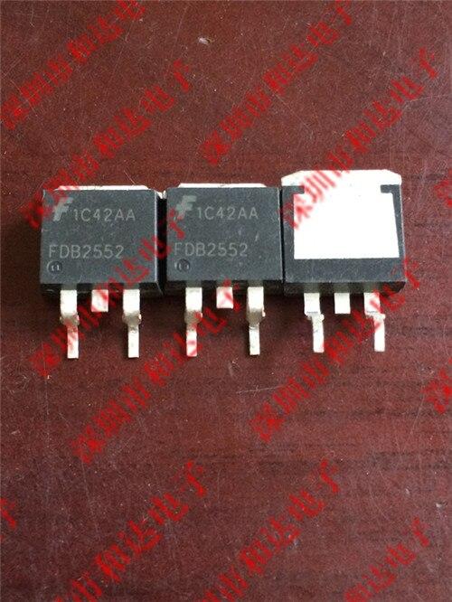 5pcs/lot   FDB2552  TO-263