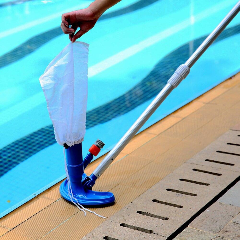 Тонкая Сетчатая Сумка, сетчатая сетка, вакуумный мешок для бассейна, сумка для хранения листьев, сумка для семьи, аксессуары для плавания на ...